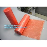 Cheap Durable Recyclable Biodegradable Laundry Bags On Roll , Custom Made Laundry Bags wholesale