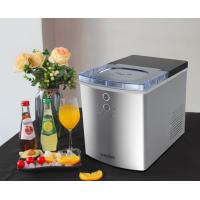 Cheap Fashionable Convenient  Countertop Ice Maker Adjustable Ice Size wholesale