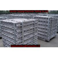 Cheap Grade A pure Zinc Ingots/Zinc Ingots 99.995% wholesale
