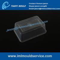 Cheap precision disposable lunch containers mould, 750ml rectangular take away lunch boxes mould wholesale