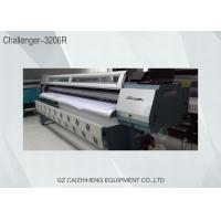 Intelligent Canvas Large Format Solvent Printer High Speed Challenger FY 3206R