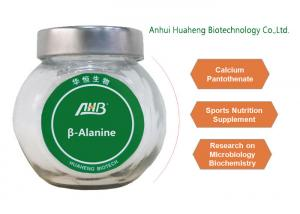 Cheap Beta Alanine Increase Muscular Strength & Power Output; wholesale
