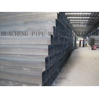 Cheap 20# Q195 Q235 Carbon Steel Rectangular Tubing , Cold Drawing Thin Wall Steel Pipe wholesale