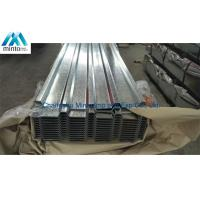 Cheap Anti Corrosion Galvanised Corrugated Steel Roofing Sheets SGCC SGCH Shockproof wholesale