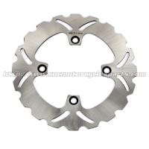 Buy cheap 230mm Motorcycle Brake Disc Aftermarket Brake Kits Kawasaki ZX 12R ZZR 400 304 from wholesalers