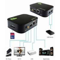 Quality Dual Core Android 4.2 Smart TV Box XBMC Media Player Android tv box IPTV for sale
