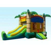 Cheap Kids Inflatable Jumper / 0.55mm Pvc Tarpaulin Castle Bounce House wholesale