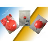 Buy cheap Sensitive Red 30L Fm200 Fire Extinguisher Auto Electrical Or Manual StartingMode from wholesalers