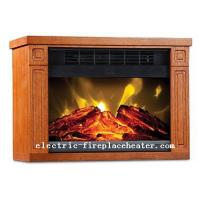 Cheap European Duraflame Free Standing Mini Electric Fireplace With Mechanical Switch wholesale