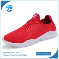 Cheap Mesh Fabric Breathable Shoes For Couples Light Weight Walking Shoes wholesale
