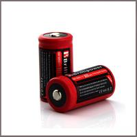 China 2015 Brillipower IMR18350 3.7V 800MAH Rechargeable Battery on sale