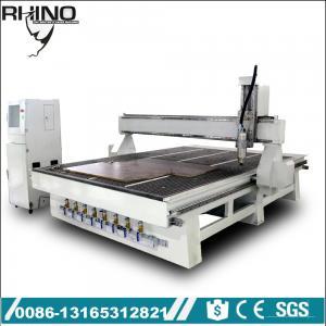 Cheap Heavy Duty 1530 CNC Router , Original Ncstudio System CNC Woodworking Machine wholesale