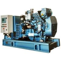 Cheap Reliable 16KW General Diesel Generator Sets 22 KVA Three Phase Four Wire wholesale