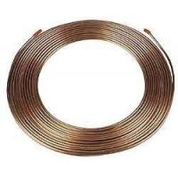 Cheap High intensity Light weight copper coated Double Wall Steel Tube for automobile brake wholesale