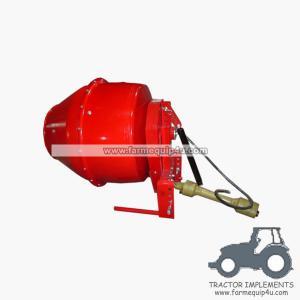 Cheap 5CM - 3 point hitch PTO Cement Mixer ,concrete mixer  200lit wholesale