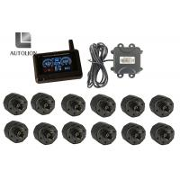Cheap TPMS Automatic Tire Pressure Monitoring System with 6 External for 24V Trunk wholesale