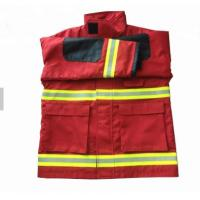 Cheap High Visibility Lightweight Flame Retardant Clothing 100% Cotton Anti Static wholesale