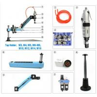 Cheap Acrylic M3-M12 Pneumatic Air Tapping Machine Quick Change High Precision wholesale