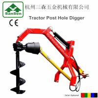 Cheap PHDPH - Tractor 3point Hydraulic Post Hole Borer with different sizes Augers available wholesale