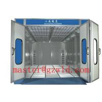 China Water Based Paint Spray Booth WLD8400 on sale