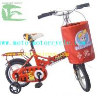 Cheap Orange Girls Pedal Light Weight Children Bicycles For Ride Learning wholesale