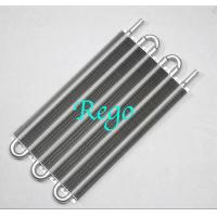 """Cheap 12 """" Thickness Automatic Transmission Oil Cooler Kit 6 Rows Layer Silver Color wholesale"""