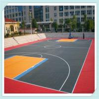 Portable Outdoor Flooring : Portable outdoor pp sports flooring of ec