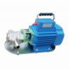 Buy cheap WCB Portable gear oil pump explosion proof diesel oil gear pump from wholesalers