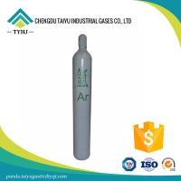 Cheap Ultra High Purity 99.9999% Argon gas (Ar) for Bulb inflation/Arc welding wholesale