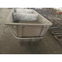 Buy cheap Skim Pan Fork Pockects 1200lb 1500lb Sow Molds from wholesalers