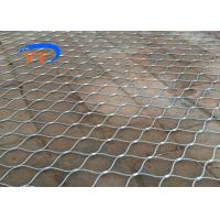 Cheap Decorative Balustrade Cable Mesh , SS X Tend Wire Rope Net CE / SGS Certified wholesale