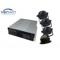 Cheap AVI Format HD 1080P Mobile DVR Dual SD Cards Slots With Battery Recharged Function wholesale