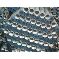 Cheap 1/2-8.Hot dip galvanized steel pipes and tube with thread wholesale