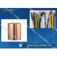 Cheap Roll Size ED Copper Foil For Shielding, Made Of Red Copper wholesale