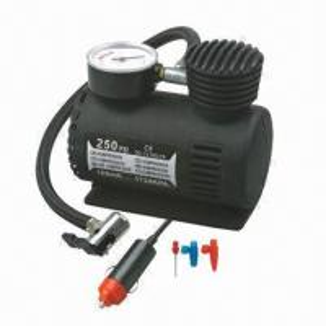 Cheap 250psi Plastic Mini Car Air Compressor, Various Tire Inflators are Available wholesale