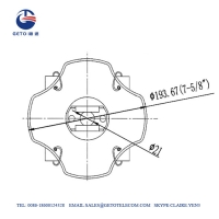 Cheap ISO9001 DLW Standard Expanding ABE Bust Anchor wholesale