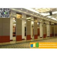 Cheap Commercial Sliding Partition Walls Office Aluminum Wall Divider Panels Separation for sale