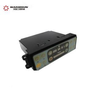 Cheap AH100333 Waterproof Control Panel B241800000104 Excavator Air Conditioner wholesale
