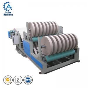 Cheap Kraft Paper Corrugated Board Production Line Toilet Paper Slitter Rewinder Machine wholesale