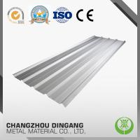 Cheap Corrosion Resistance Galvalume Corrugated Roofing Sheets , Color Coated Galvalume Roofing Sheet wholesale