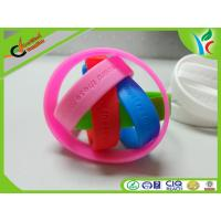 Buy cheap Anniversary Gift Sports Silicone Bracelets Custom Debossed Logo from wholesalers