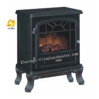 Quality Energy Saving Indoor Fireplace Heater With Flame Effect 495*280*600mm for sale