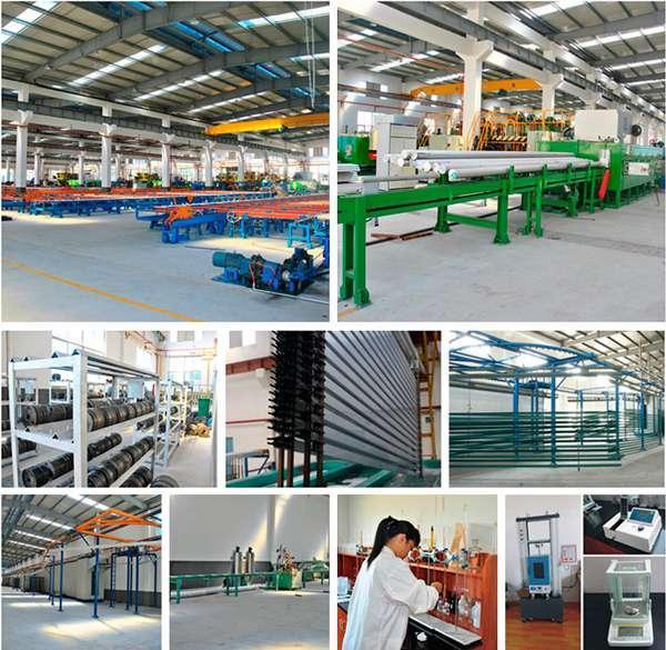 SinPower Aluminium Extrusion Process Lines