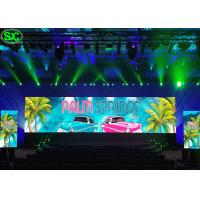 Buy cheap High Definition SMD P4 Indoor Tri-Color Led Display for Bank, Banking Led Screen from wholesalers