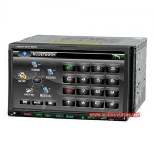 Cheap Two din car dvd gps navigation system wholesale