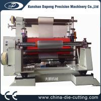 Cheap electric heating automatic laminating machine with slitting function wholesale