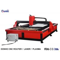 Cheap Industrial Hypertherm Plasma Cutting Machine With Leadshine Stepper Motor And Driver wholesale