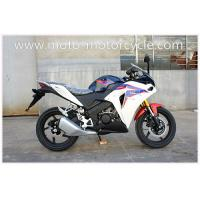 Cheap 200cc Drag Racing CBR Motorcycles / Honda Sports Car With Two Wheel And 4 Stroke wholesale
