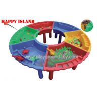China Childrens Outdoor Toys  Playground Kids Toys For School Furniture Plastic Sand Water Table Toys on sale