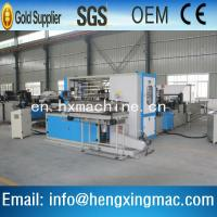 China Fully Automatic Toilet Paper Making Machine on sale